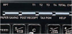Helpful keys | Cash Register Adelaide SA